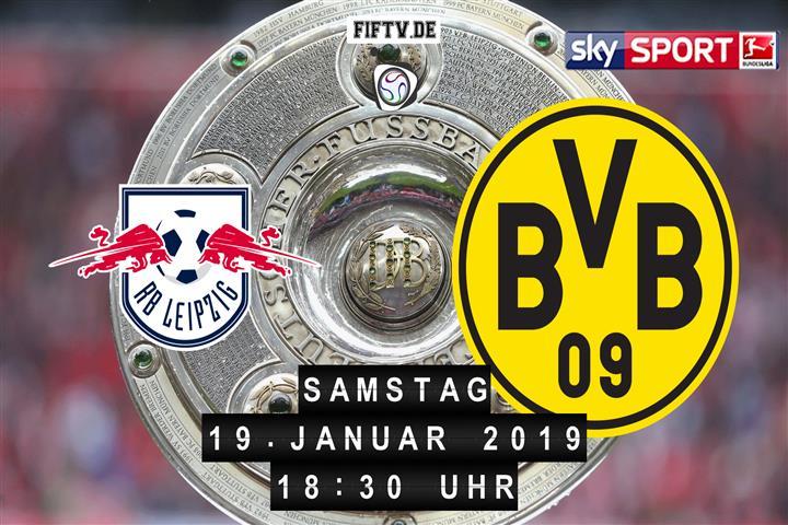 RB Leipzig - Borussia Dortmund Spielankündigung