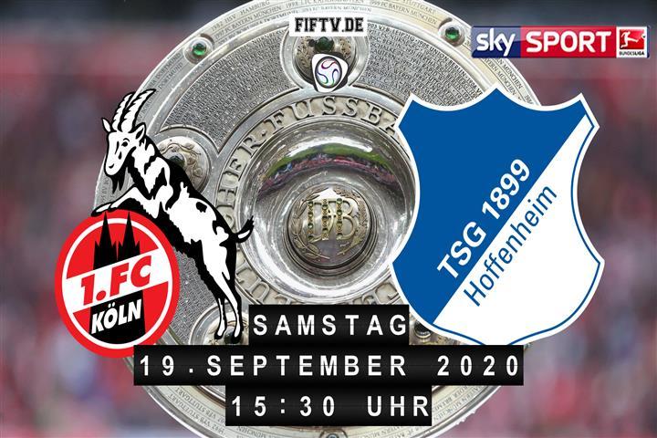 Köln Hoffenheim Live