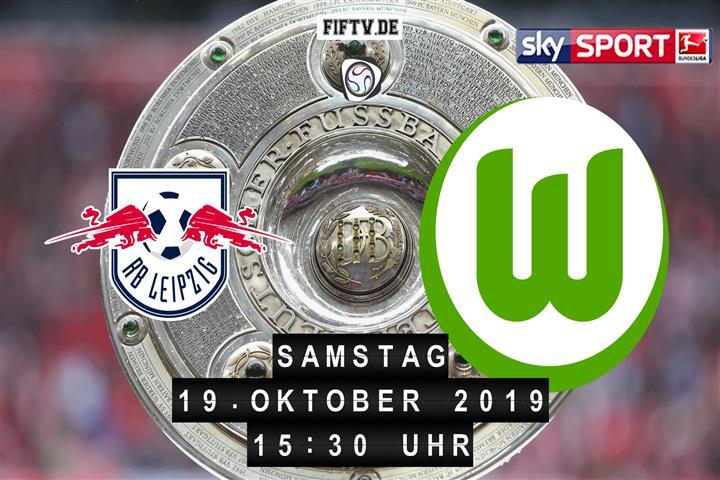 RB Leipzig - VfL Wolfsburg Spielankündigung