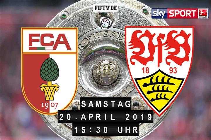 FC Augsburg - VfB Stuttgart Spielankündigung