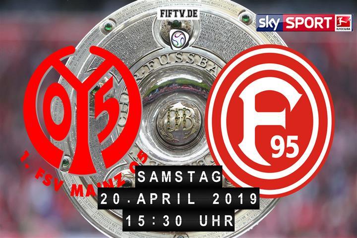 FSV Mainz 05 - Fortuna Düsseldorf Spielankündigung