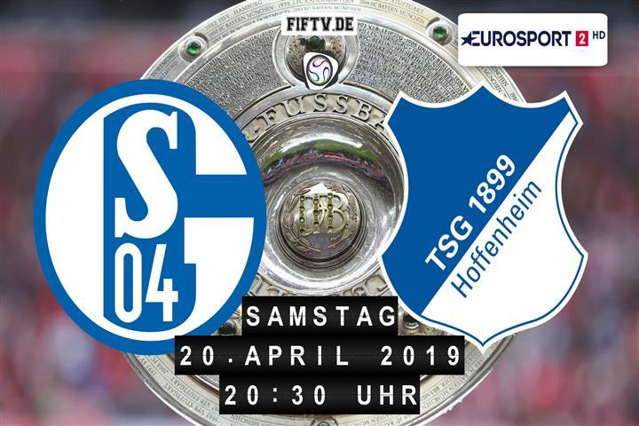 Schalke 04 - 1899 Hoffenheim Spielankündigung