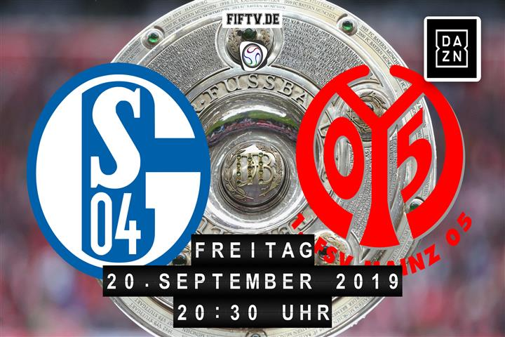 Schalke 04 - FSV Mainz 05 Spielankündigung