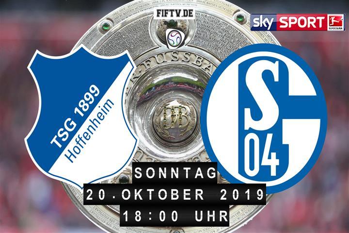 1899 Hoffenheim - Schalke 04 Spielankündigung