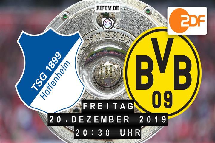1899 Hoffenheim - Borussia Dortmund Spielankündigung