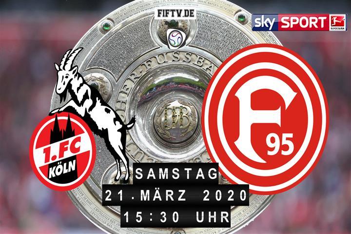 Fc Köln Fortuna Köln