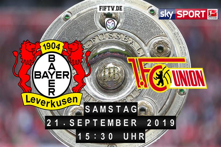 Bayer Leverkusen - Union Berlin Spielankündigung