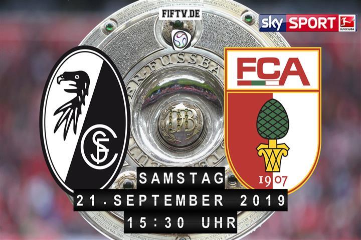 SC Freiburg - FC Augsburg Spielankündigung