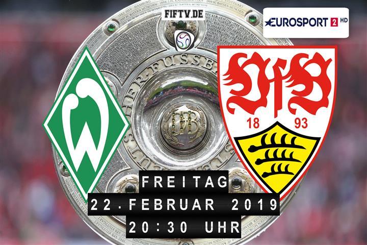 Werder Bremen - VfB Stuttgart Spielankündigung