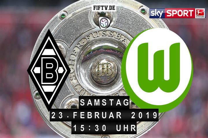 Borussia Mönchengladbach - VfL Wolfsburg Spielankündigung