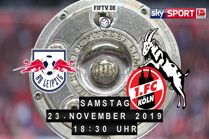 RB Leipzig - 1.FC Köln Spielankündigung
