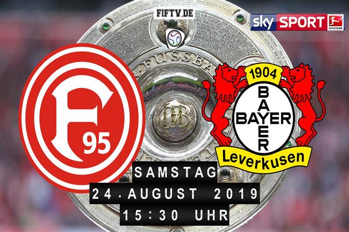 Fortuna Düsseldorf - Bayer Leverkusen Spielankündigung