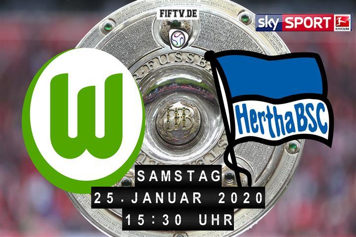 Hertha Bsc Wolfsburg