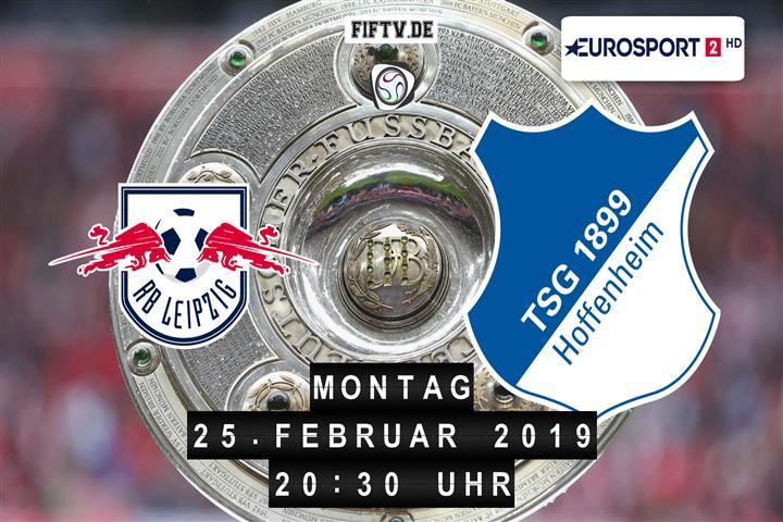 RB Leipzig - 1899 Hoffenheim Spielankündigung
