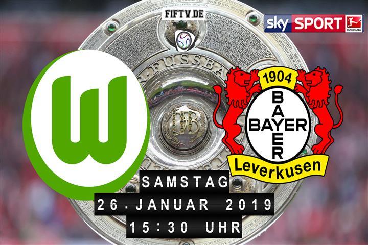 VfL Wolfsburg - Bayer Leverkusen Spielankündigung