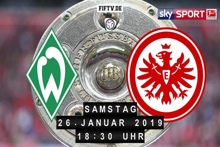 Werder Bremen - Eintracht Frankfurt Spielankündigung
