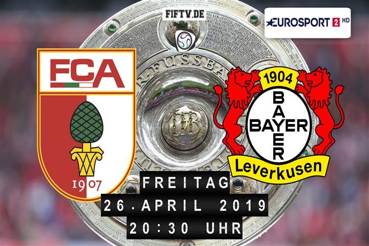 FC Augsburg - Bayer Leverkusen Spielankündigung