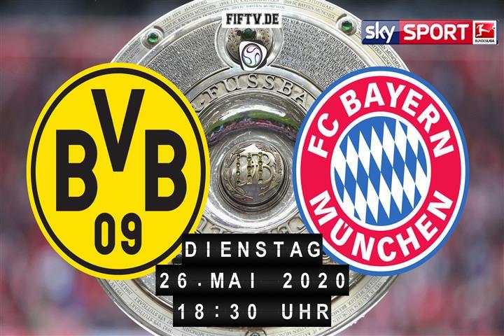 Dortmund Bayern Live Im Internet