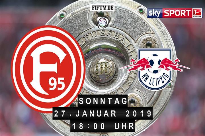 Fortuna Düsseldorf - RB Leipzig Spielankündigung
