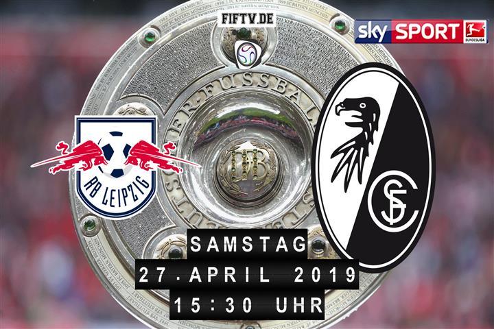 RB Leipzig - SC Freiburg Spielankündigung