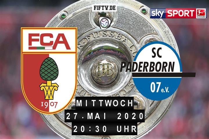 Augsburg Gegen Sc Paderborn