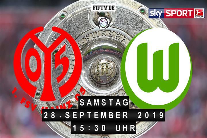 FSV Mainz 05 - VfL Wolfsburg Spielankündigung