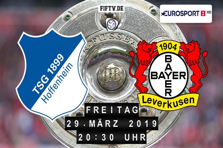 1899 Hoffenheim - Bayer Leverkusen Spielankündigung