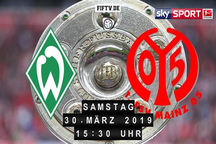 Werder Bremen - FSV Mainz 05 Spielankündigung