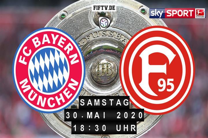 Bayern München Fortuna Düsseldorf