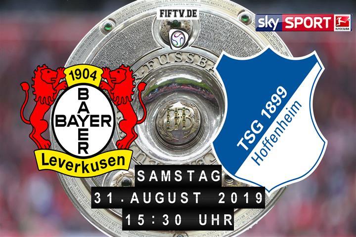 Bayer Leverkusen - 1899 Hoffenheim Spielankündigung