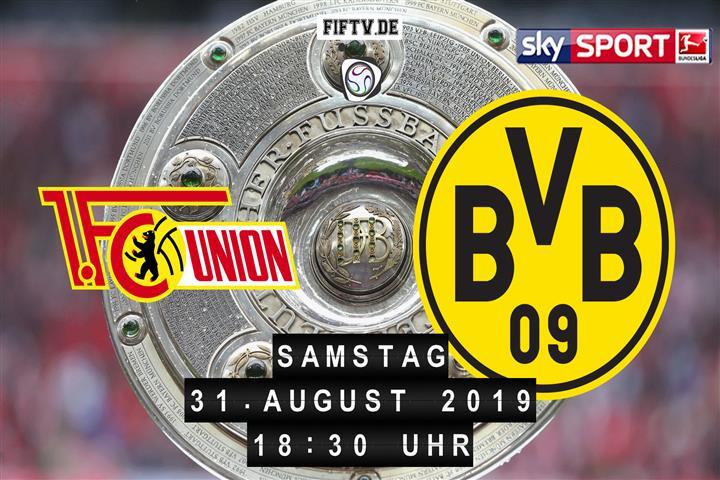 Union Berlin - Borussia Dortmund Spielankündigung