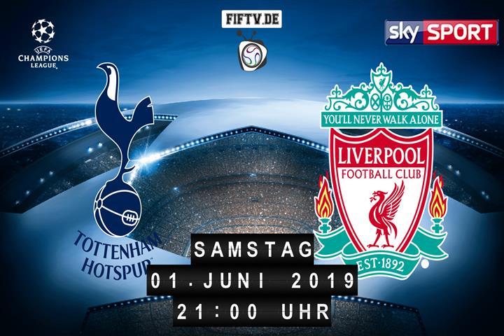 Tottenham Hotspur - FC Liverpool Spielankündigung