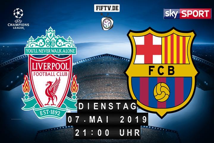 FC Liverpool - FC Barcelona Spielankündigung