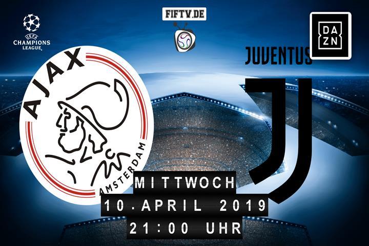 Ajax Amsterdam - Juventus Turin Spielankündigung