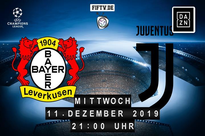 Bayer Leverkusen - Juventus Turin Spielankündigung