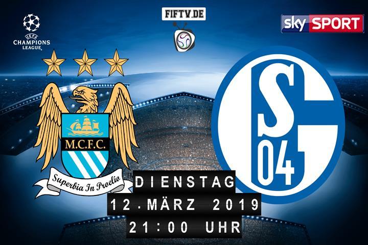 Manchester City - Schalke 04 Spielankündigung