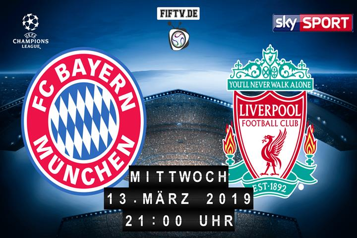 Bayern München - FC Liverpool Spielankündigung