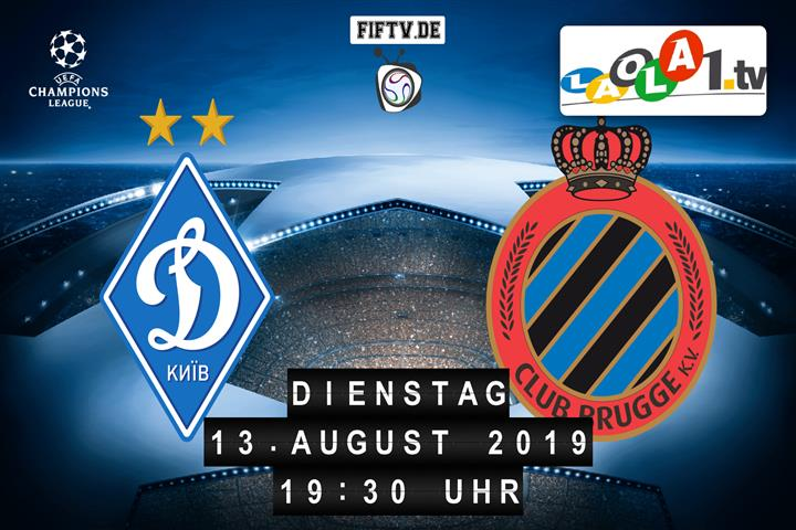 Dynamo Kiew - Club Brugge Spielankündigung