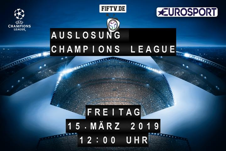 Auslosung Champions League Live