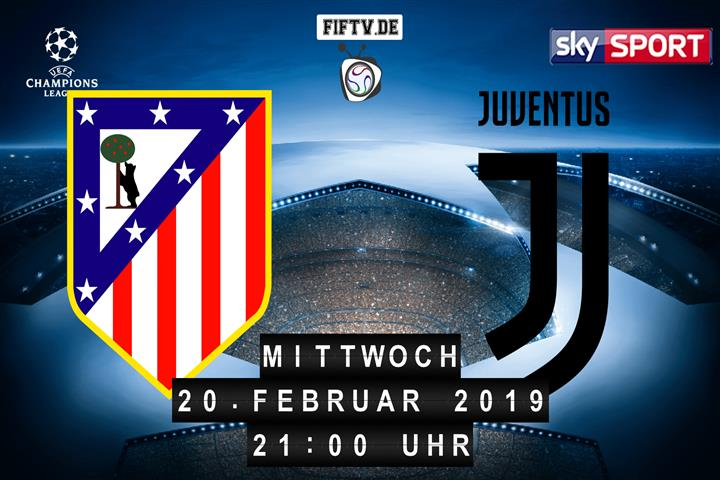 Atletico Madrid - Juventus Turin Spielankündigung
