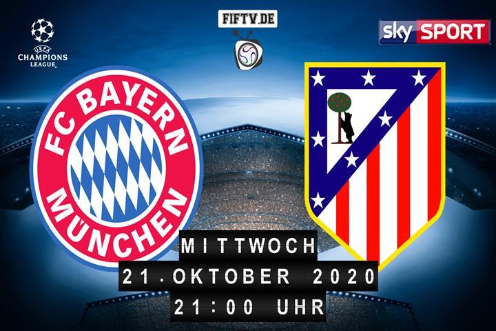 Bayern Atletico Fernsehen