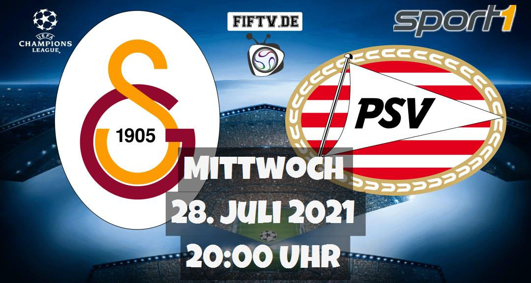 Galatasaray Istanbul - PSV Eindhoven