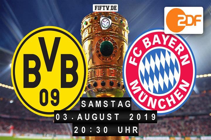 Borussia Dortmund - Bayern München Spielankündigung