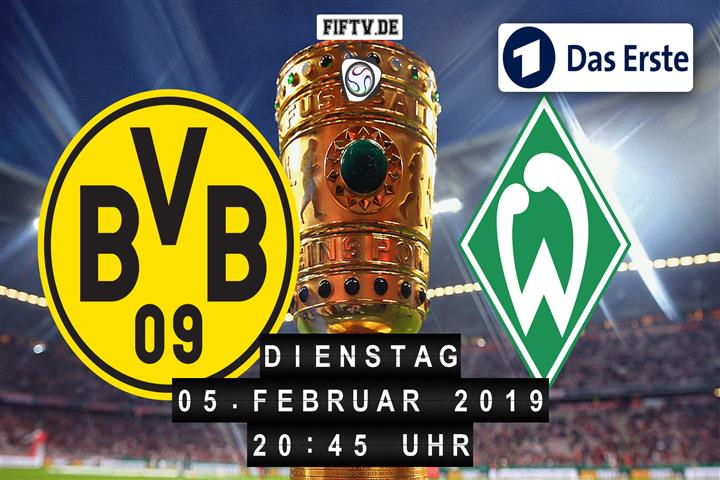 Borussia Dortmund - Werder Bremen Spielankündigung