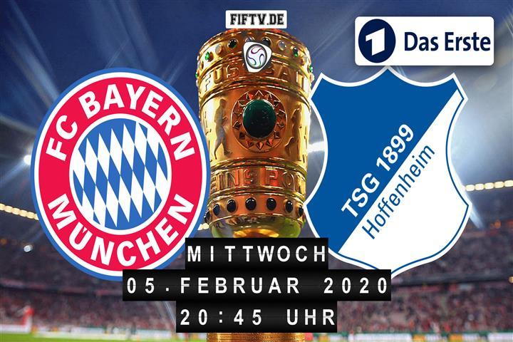 Fußballspiel Hoffenheim