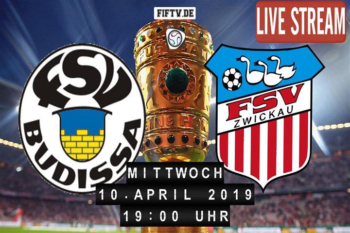 Budissa Bautzen - FSV Zwickau Spielankündigung