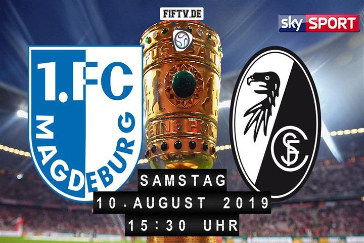 1.FC Magdeburg - SC Freiburg Spielankündigung