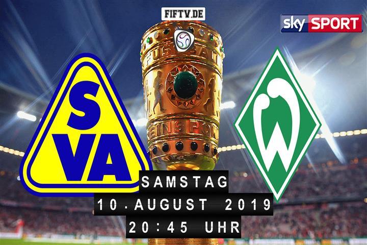 Atlas Delmenhorst - Werder Bremen Spielankündigung