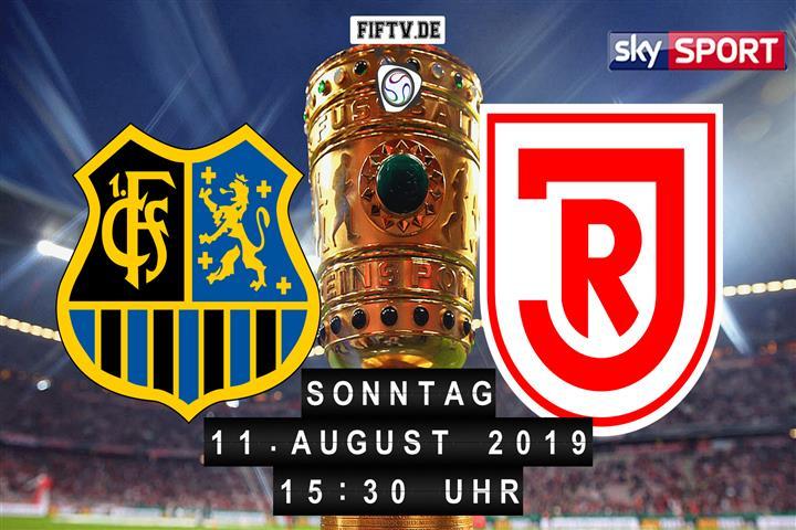 1.FC Saarbrücken - Jahn Regensburg Spielankündigung