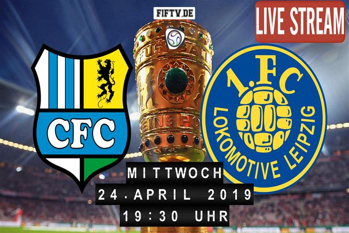 Chemnitzer FC - Lok Leipzig Spielankündigung